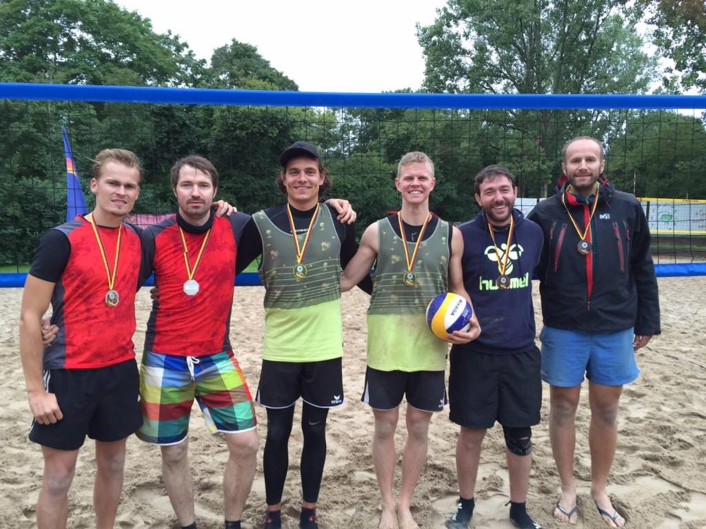 Beachteam2015