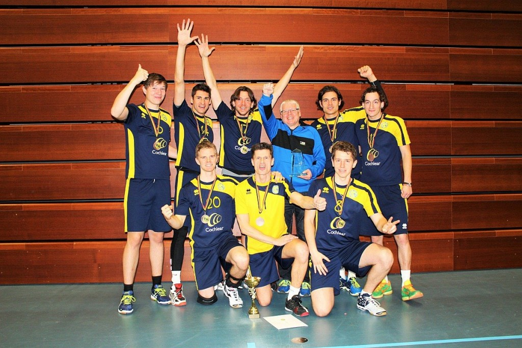 Bronze bei den 2. Deaf Volleyball Champions League